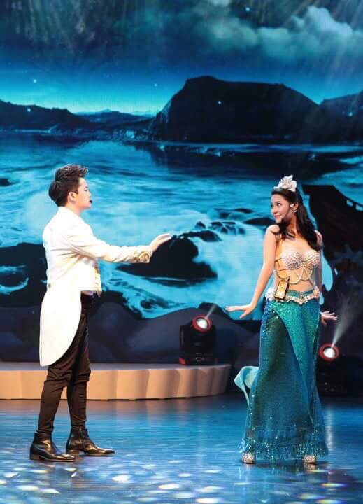 Đón xem Giấc mơ nàng tiên cá phiên bản đặc biệt dịp Trung thu tại nhà hát Tuổi trẻ - Ảnh 2.