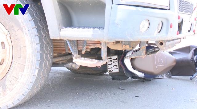 Quảng Trị: Tai nạn giao thông làm một người chết và một người bị thương nặng - Ảnh 2.