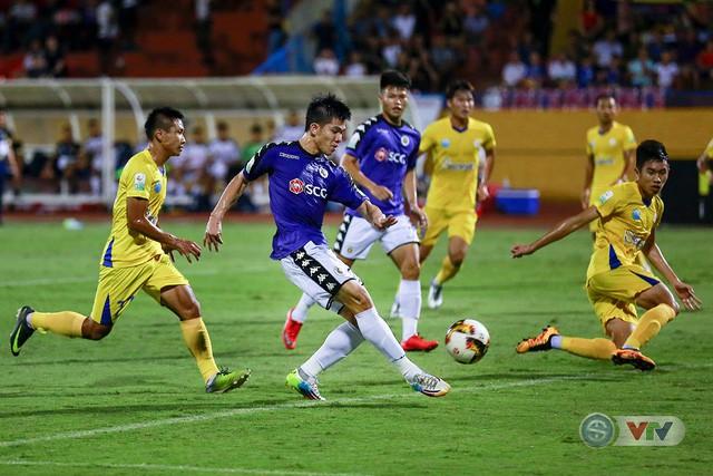 Vòng 22 Nuti Café V.League 2018: Sanna Khánh Hòa BVN - CLB Hà Nội (17:00 ngày 14/9, trực tiếp trên VTV6) - Ảnh 1.