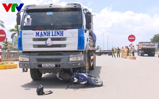 Quảng Trị: Tai nạn giao thông làm một người chết và một người bị thương nặng - Ảnh 1.