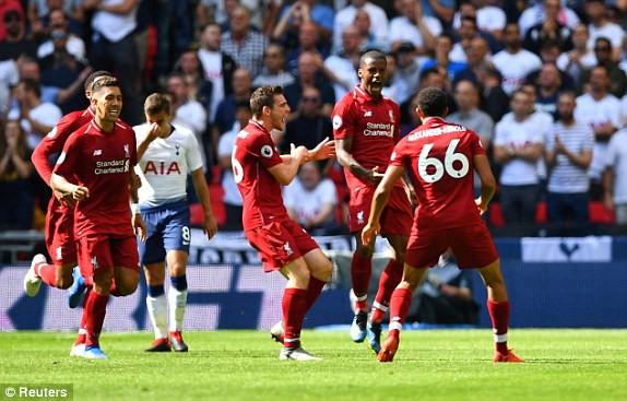 Công nghệ Goalline giúp sao Liverpool lần đầu ghi bàn trên sân khách - Ảnh 1.