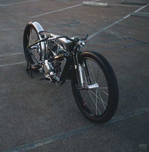 Độc đáo những chiếc xe máy độ độc nhất vô nhị trên thế giới - ảnh 8