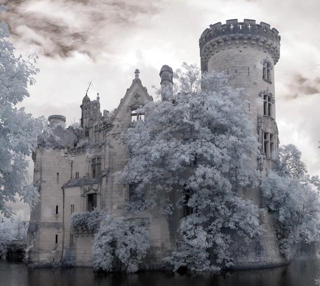 Tòa lâu đài nghìn năm tuổi sống lại nhờ điều kỳ diệu - Ảnh 7.