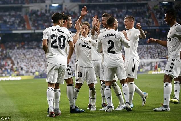 Kết quả bóng đá châu Âu tối ngày 01, rạng sáng 02/9: Real, Bayern đại thắng - Ảnh 3.