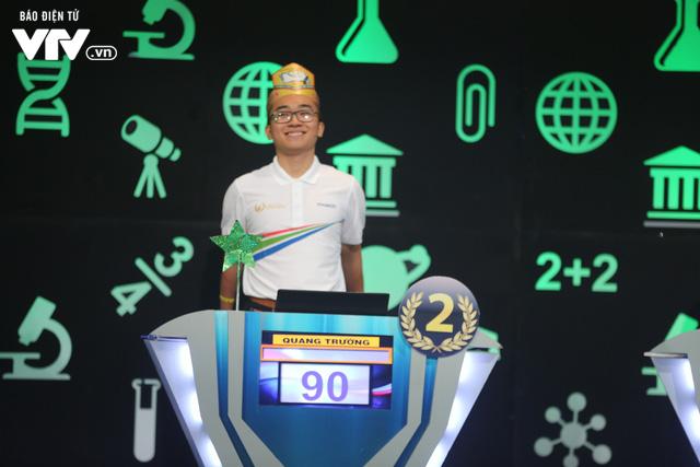 Không giành quán quân Đường lên đỉnh Olympia 2018 nhưng Chu Quang Trường vẫn cực ngầu - Ảnh 2.