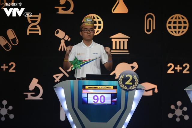 Không giành quán quân Đường lên đỉnh Olympia 2018 nhưng Chu Quang Trường vẫn cực ngầu - Ảnh 3.