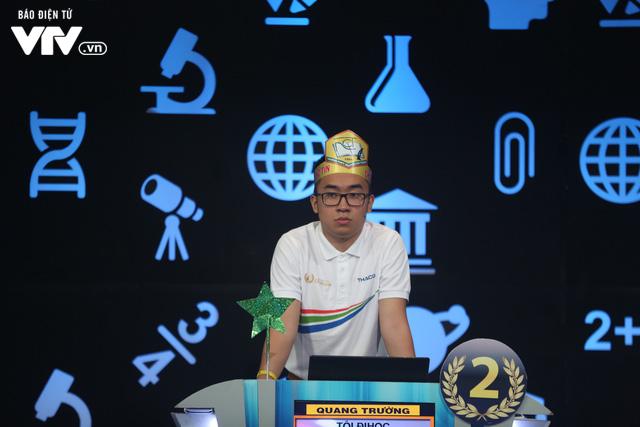 Không giành quán quân Đường lên đỉnh Olympia 2018 nhưng Chu Quang Trường vẫn cực ngầu - Ảnh 5.