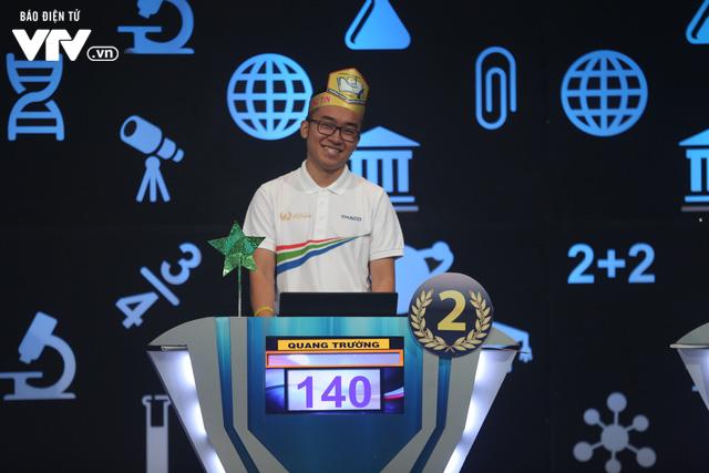 Không giành quán quân Đường lên đỉnh Olympia 2018 nhưng Chu Quang Trường vẫn cực ngầu - Ảnh 4.
