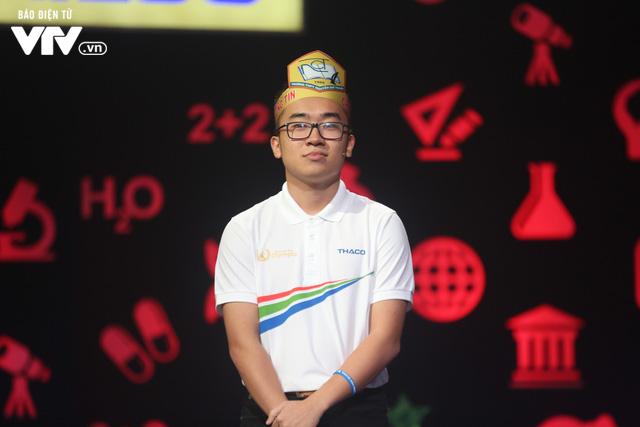 Không giành quán quân Đường lên đỉnh Olympia 2018 nhưng Chu Quang Trường vẫn cực ngầu - Ảnh 7.