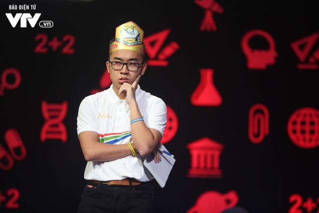 Không giành quán quân Đường lên đỉnh Olympia 2018 nhưng Chu Quang Trường vẫn cực ngầu - Ảnh 9.