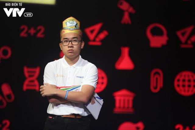 Không giành quán quân Đường lên đỉnh Olympia 2018 nhưng Chu Quang Trường vẫn cực ngầu - Ảnh 10.