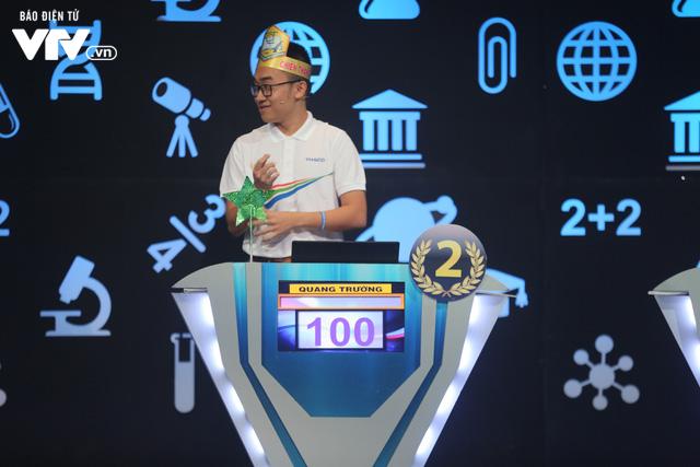 Không giành quán quân Đường lên đỉnh Olympia 2018 nhưng Chu Quang Trường vẫn cực ngầu - Ảnh 11.