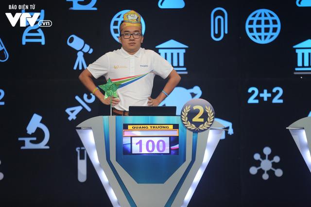 Không giành quán quân Đường lên đỉnh Olympia 2018 nhưng Chu Quang Trường vẫn cực ngầu - Ảnh 12.