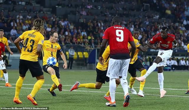 Kết quả UEFA Champions League, loạt trận rạng sáng 20/9: Địa chấn tại sân Etihad! - Ảnh 1.