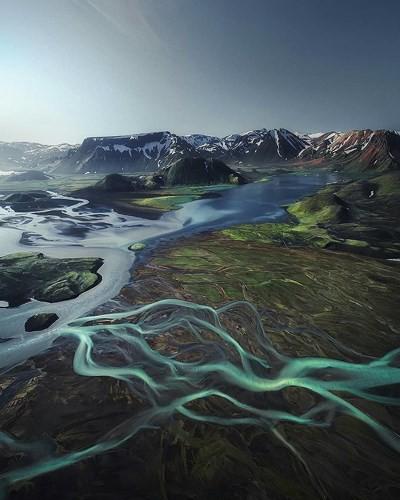 Chiêm ngưỡng những cảnh đẹp siêu thực như ở ngoài hành tinh - Ảnh 2.