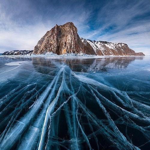 Chiêm ngưỡng những cảnh đẹp siêu thực như ở ngoài hành tinh - Ảnh 15.