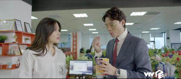 Yêu thì ghét thôi: Chiêu trả thù của Kim (Phanh Lee) khiến sếp soái ca cứng họng - Ảnh 2.