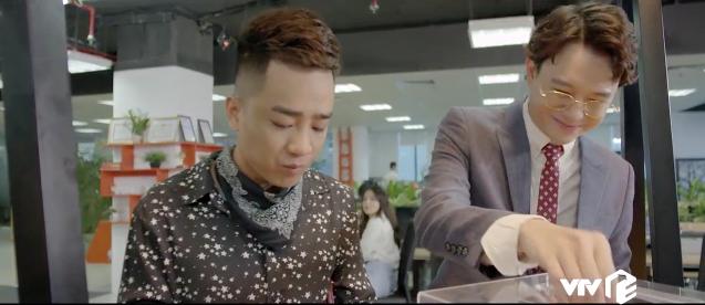 Yêu thì ghét thôi: Chiêu trả thù của Kim (Phanh Lee) khiến sếp soái ca cứng họng - Ảnh 4.