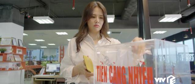 Yêu thì ghét thôi: Chiêu trả thù của Kim (Phanh Lee) khiến sếp soái ca cứng họng - Ảnh 5.