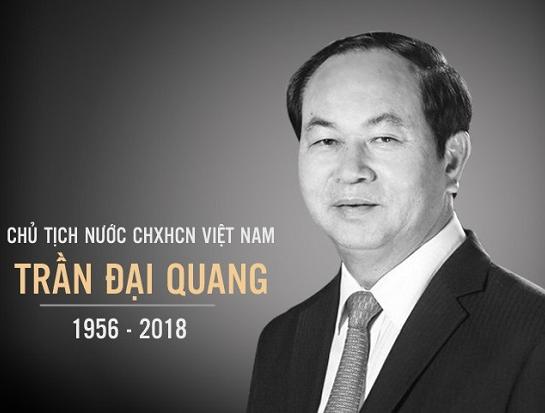 VTV tường thuật trực tiếp Lễ viếng Chủ tịch nước Trần Đại Quang trên kênh VTV1 - Ảnh 1.