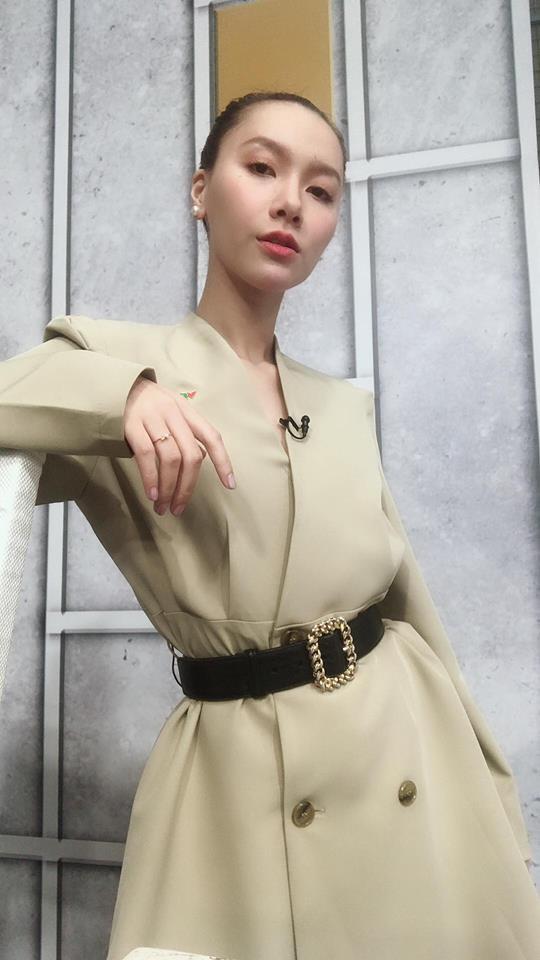 Gu thời trang thanh lịch của MC Minh Hà - Ảnh 19.