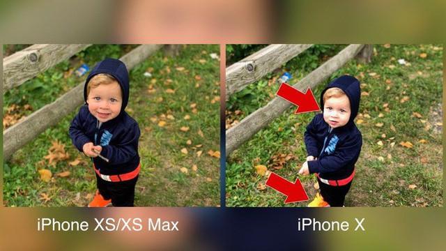 Ảnh chụp trên iPhone XS khác thế nào so với iPhone X? | VTV.VN