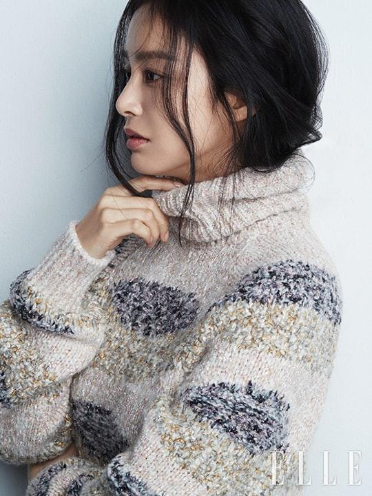 Kim Tae Hee muốn thoát mác nữ diễn viên xinh đẹp - Ảnh 1.