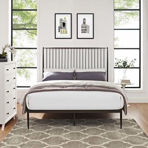 Phòng ngủ mang phong cách Rustic - Ảnh 4.