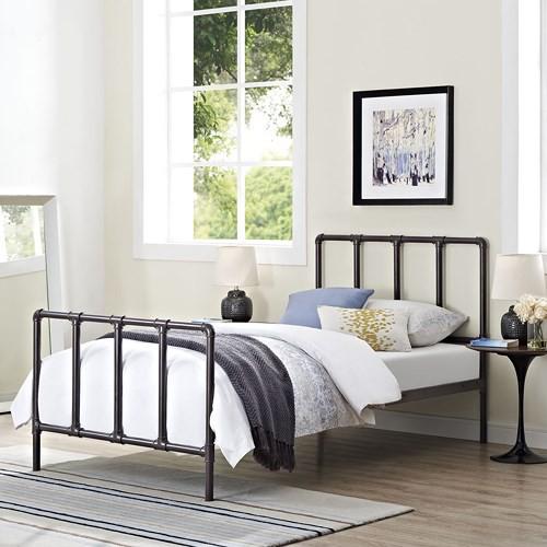 Phòng ngủ mang phong cách Rustic - Ảnh 5.