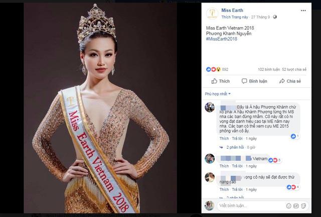 Lộ diện người đẹp mới toanh của showbiz Việt dự thi Hoa hậu Trái đất 2018 - Ảnh 1.