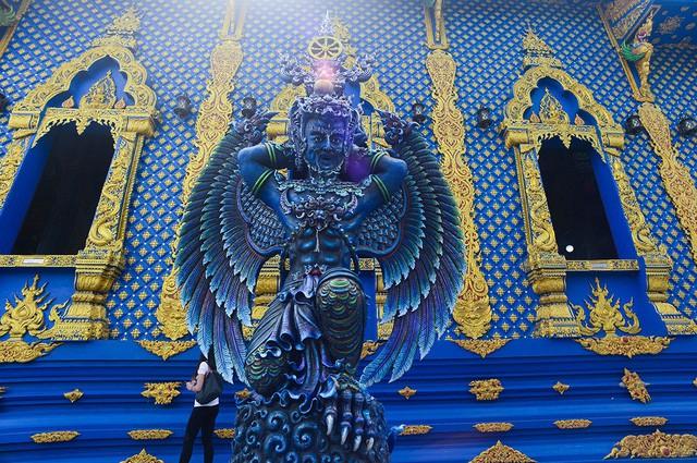 Mê mẩn trước ngôi đền xanh biếc, trăm năm tuổi - Ảnh 17.
