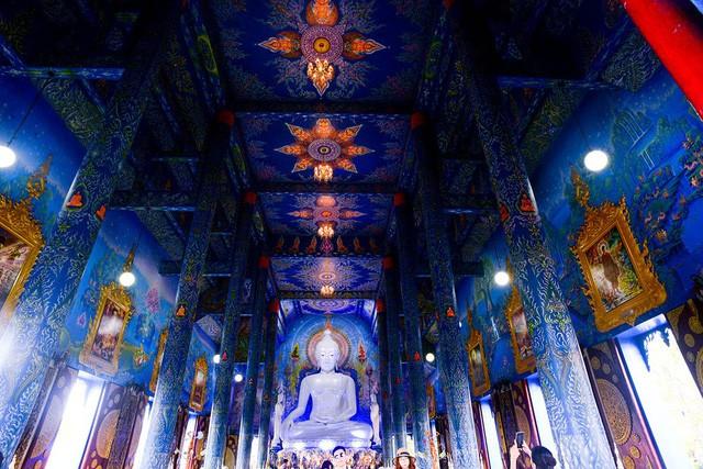Mê mẩn trước ngôi đền xanh biếc, trăm năm tuổi - Ảnh 10.