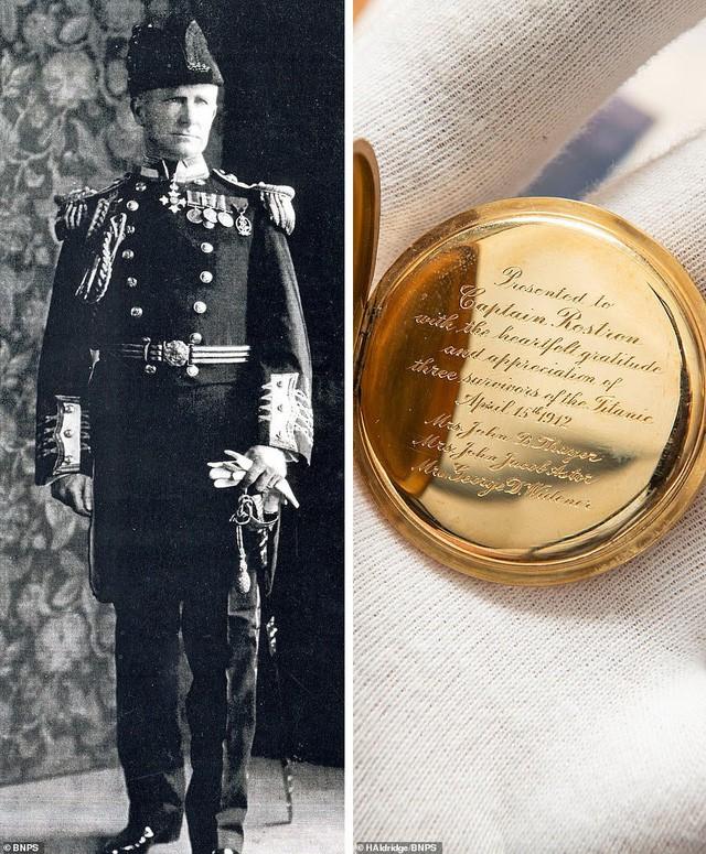 Những bà quả phụ giàu có nhất trên tàu Titanic tặng gì cho người cứu mạng họ? - Ảnh 2.
