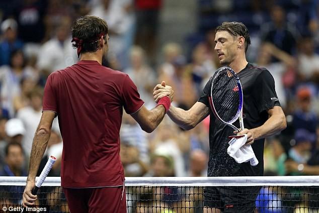 Giải quần vợt Mỹ mở rộng 2018: Roger Federer dừng bước ở vòng 4, lỡ hẹn với Djokovic - Ảnh 1.