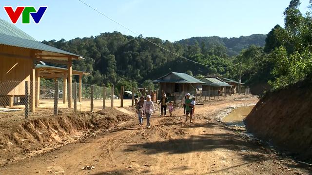 Khánh thành ngôi trường ở làng Khe Chữ, Quảng Nam sau sạt lở - Ảnh 4.