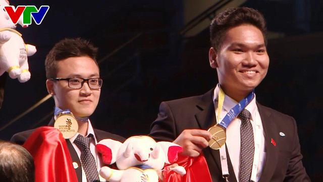 Đoàn Việt Nam đứng thứ 3 Kỳ thi tay nghề ASEAN - Ảnh 1.
