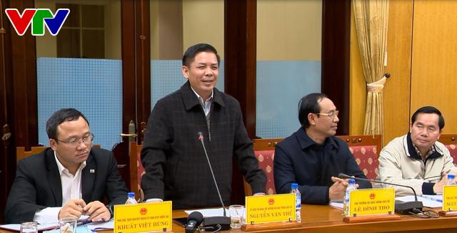 Bộ trưởng Bộ GTVT: Giảm phí BOT cho người dân Quảng Trị trong thời gian sớm nhất - Ảnh 1.