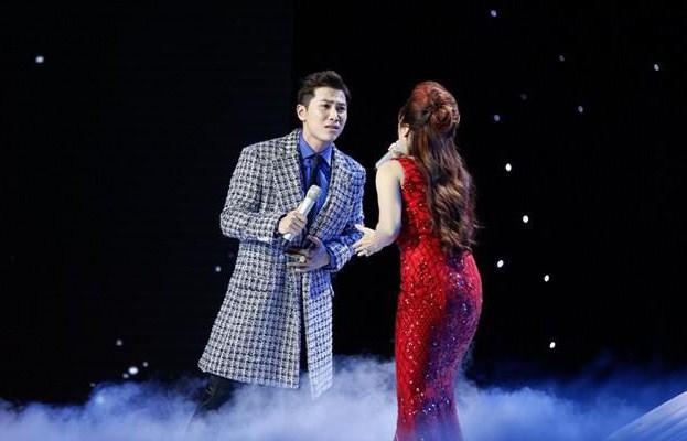 Cặp đôi hoàn hảo: Quán quân Giọng hát Việt nhí làm Ngọc Sơn rung động - Ảnh 4.