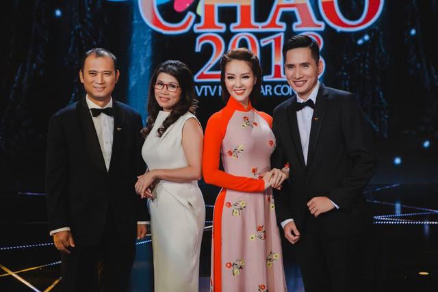 Hân hoan đón năm mới cùng Chào 2018 - VTV New Year Concert (20h10, VTV1) - Ảnh 1.
