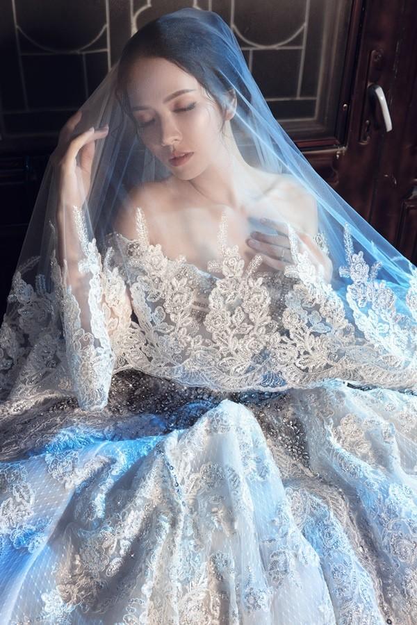 Con dâu Người phán xử khoe vẻ đẹp kiêu sa trong bộ ảnh mới - Ảnh 5.