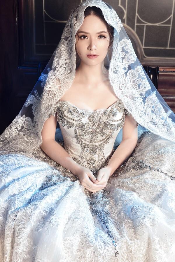 Con dâu Người phán xử khoe vẻ đẹp kiêu sa trong bộ ảnh mới - Ảnh 6.