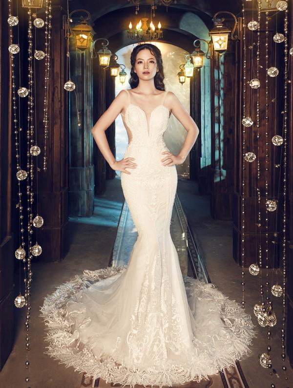 Con dâu Người phán xử khoe vẻ đẹp kiêu sa trong bộ ảnh mới - Ảnh 2.