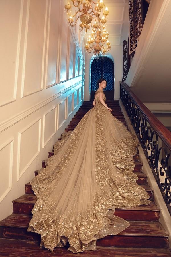 Con dâu Người phán xử khoe vẻ đẹp kiêu sa trong bộ ảnh mới - Ảnh 10.