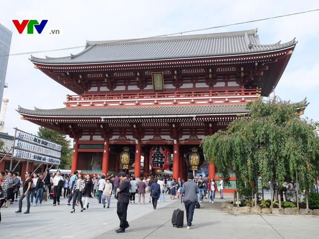 Phong tục đi lễ chùa ngày đầu năm ở Nhật Bản - Ảnh 1.