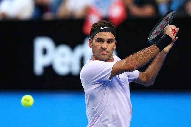 Chung kết Hopman Cup 2018: Roger Federer đưa ĐT Thụy Sĩ giành chức vô địch - Ảnh 1.