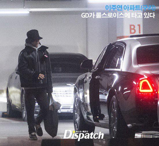 Ảnh hẹn hò của G-Dragon được công bố trong ngày đầu năm mới - Ảnh 3.
