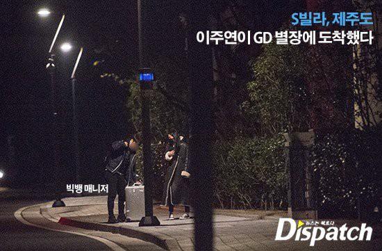 Ảnh hẹn hò của G-Dragon được công bố trong ngày đầu năm mới - Ảnh 2.