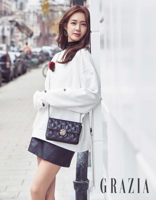 Lee Yo Won đẹp mong manh trong bộ ảnh mới - Ảnh 3.