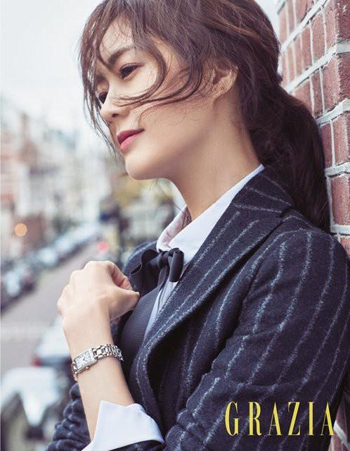 Lee Yo Won đẹp mong manh trong bộ ảnh mới - Ảnh 6.