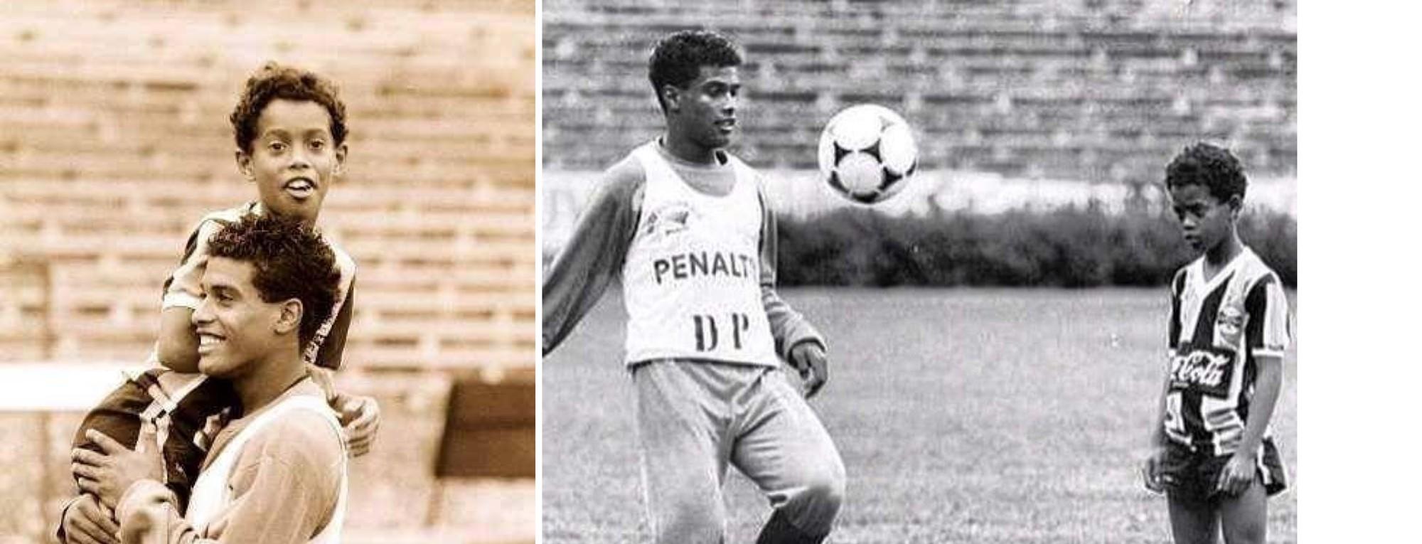 Bóng đá là hành trình thỏa niềm vui: Thế giới từng có một Ronaldinho như thế - Ảnh 5.